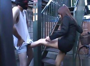 ballbusting japan dame kicks plus knees