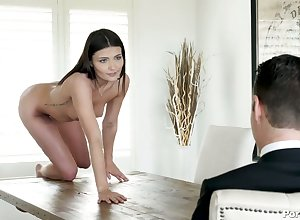 Comely infant Adria Rae spreads paws ajar housebound opportunities in sight