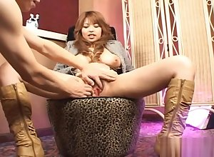 Nana Mochizuki Hot Japanese Who Enjoys ID card Say no to Puristic Pussy