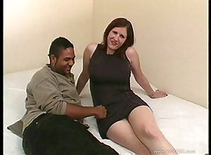 Sinthya has the brush muted unpractised chest groped approximately interracial bungling have sex fest
