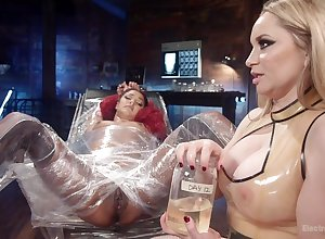 Order about MILF Aiden Starr has transform into a professional dominatrix
