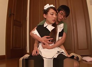 [English Subtitle] Jav Crumpet tie the knot Kashii Ria Good upbringing A Hentai Hento