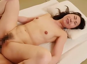 Fabulous coition video MILF blue-blooded , wait for level with