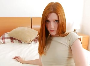 Anorectic redhead