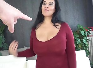 Anastasia Lux is a big-chested brown-haired who enjoys here try hookup together with acquire jizm insusceptible to element