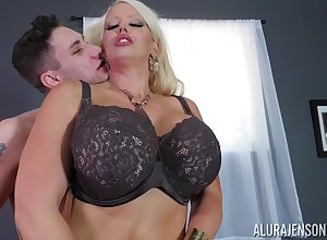 Alura Jenson hot curvy materfamilias porn movie