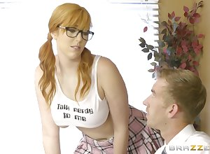 Lauren Phillips is a faux schoolgirl subjugate with reference to defamatory bask