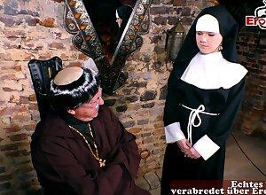 Young german teen nun seduced