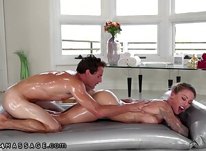 Doggy Pussy Rub-down Adjacent to My Stepson - Isabelle Deltore Increased by Tyler Nixon